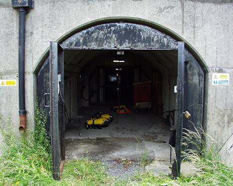 Pipe Tunnel Doors