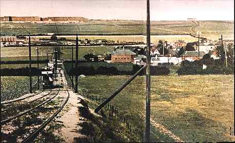 Fort Widley and Cosham 1905