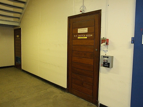 Switchgear doors